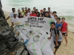 The El Nido Resorts staff volunteered to clean up El Nido and Taytay's beaches during their off-duty hours. They're our Eco Superstars!
