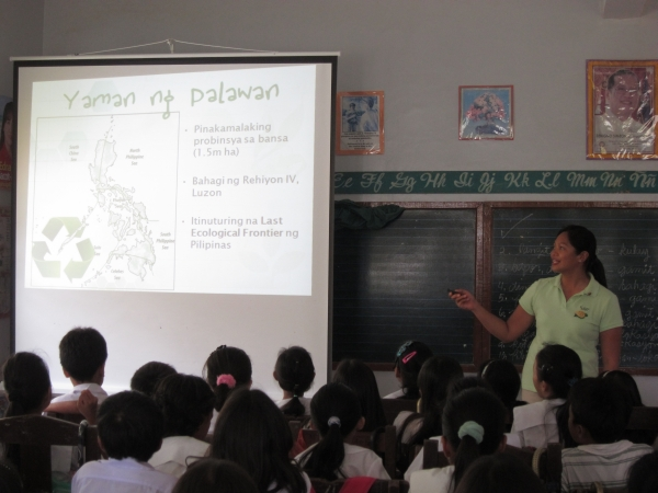 EO Mavic introducing Palawan