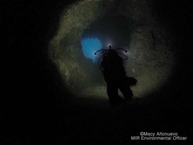 Dilumacad tunnel - Macy Anonuevo MIR EO