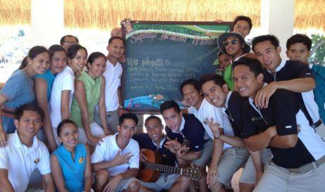 miniloc team with WTTC announcement
