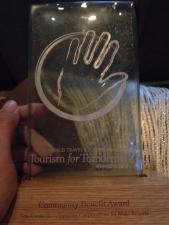TFT 2013 trophy