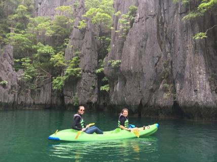 Kayak Sml Lagoon